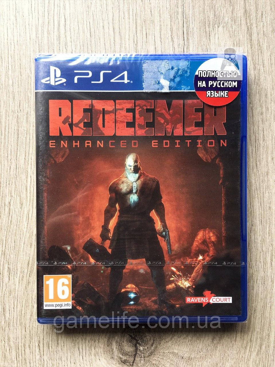 Redeemer Enhanced Edition (рус.) PS4