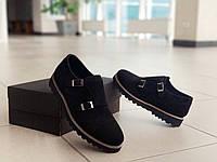 Мужские  туфли броги Monki