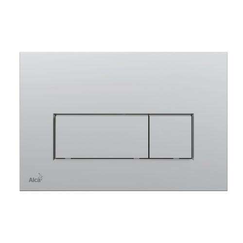 Кнопка управления для скрытых систем инсталляции, xром-мат