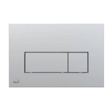 Кнопка управления для скрытых систем инсталляции, xром-мат, фото 2