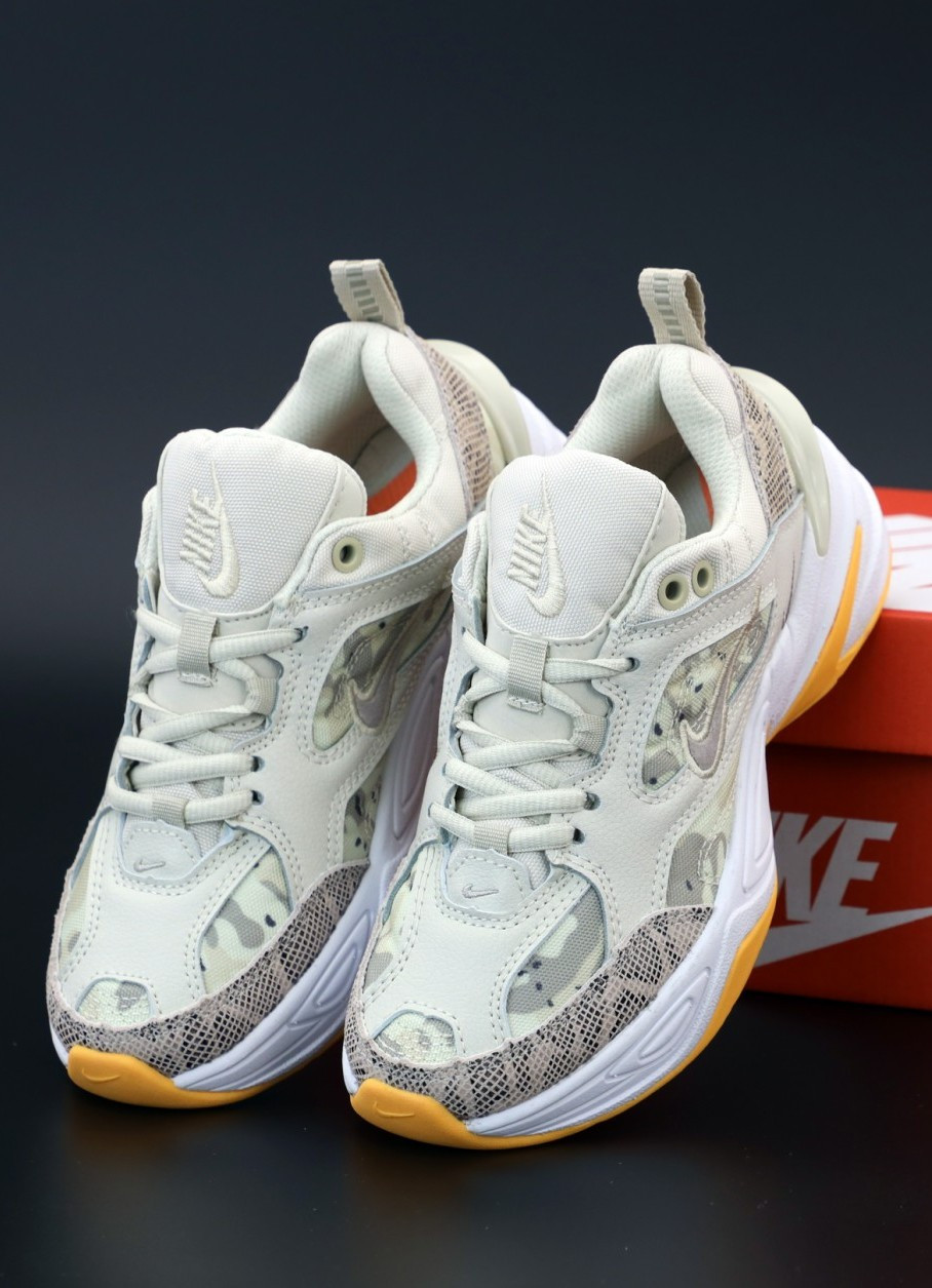 Женские кроссовки Nike M2K Tekno Grey
