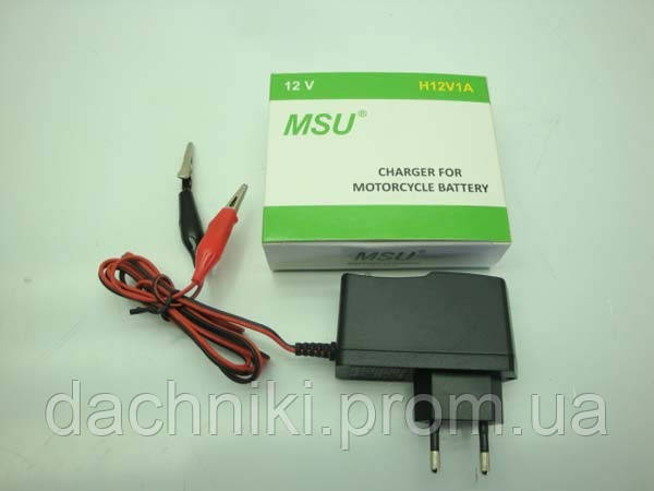 Зарядное устройство импульсное, 12В, 2,5 A/ч-20 A/ч, фото 2
