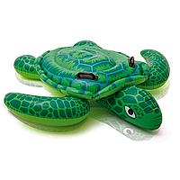Детский надувной плотик Intex Морская черепашка