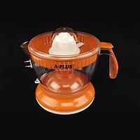 Соковыжималка электрическая Для Цитрусовых A-Plus 900 Вт 1,0 Л Оранжевая, фото 1