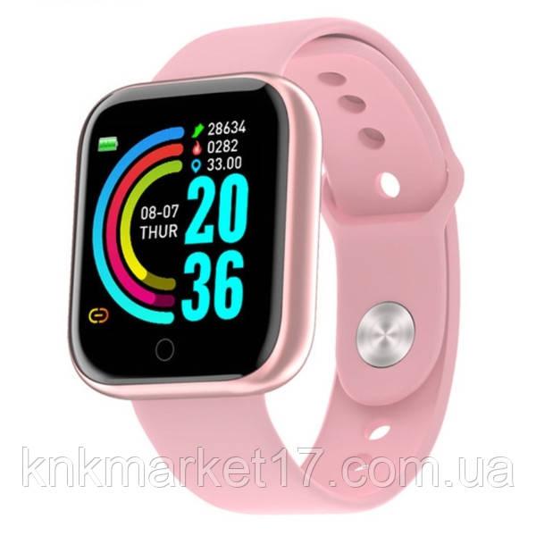 UWatch Умные часы Smart Wedding Pink
