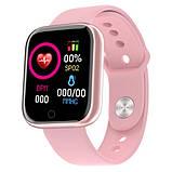 UWatch Розумні годинник Smart Wedding Pink, фото 2