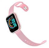 UWatch Розумні годинник Smart Wedding Pink, фото 3
