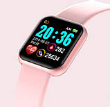 UWatch Розумні годинник Smart Wedding Pink, фото 4