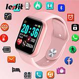 UWatch Розумні годинник Smart Wedding Pink, фото 5