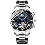 Guanquin Мужские часы Guanquin Prestige Silver, фото 2