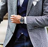 Guanquin Мужские часы Guanquin Prestige Silver, фото 5