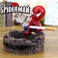 "Пепельница Человек-паук - ""Spider Smoke"""