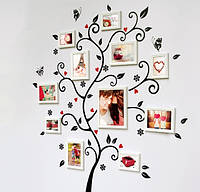 Декоративная  наклейка Семейное дерево  (120х100см)