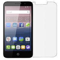 Защитное стекло 2.5D для Alcatel 5015D One Touch POP 3 (тех. пак)