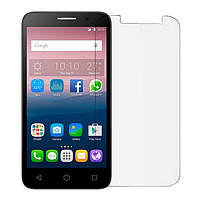 Защитное стекло 2.5D для Alcatel 5025D One Touch POP 3 (тех. пак)