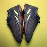 Женские кроссовки Adidas Yeezy Boost 700 Mauve, Женские Адидас Изи Буст 700 Коричневые, фото 3