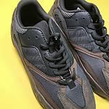 Женские кроссовки Adidas Yeezy Boost 700 Mauve, Женские Адидас Изи Буст 700 Коричневые, фото 5