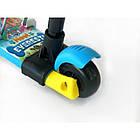 Самокат-беговел 5 в 1 Scooter Pro PH5 | Синий, фото 2