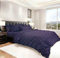 Комплект постельного белья Бязь Gold (сатин) Двуспальный размер 175 х 215 см
