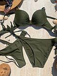 Раздельный,стильный женский купальник 38/46, фото 3