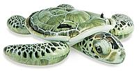 Детский надувной плотик Intex Морская черепаха