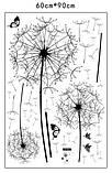 Декоративна наклейка Кульбаби (135х132см), фото 4