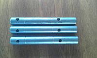 Вал для бетономешалки Limex 125, 165, 190LS