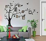 Декоративная  наклейка Семейное дерево  (118х88см), фото 6