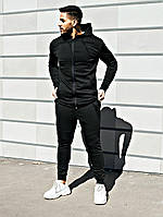 Модный молодёжный спортивный костюм из дайвинга  S, M, L, XL