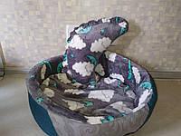 Лежак Прованс 380*350*130. Для кроля,морської свинки, тхора, щури, єнота, собаки, кота та ін екзотичних ж