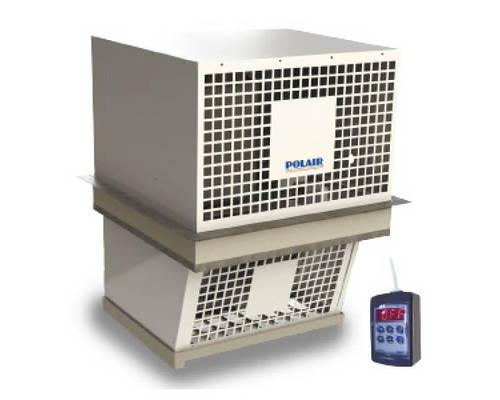 Моноблок среднетемпературный MM 109 ST Polair (холодильный)