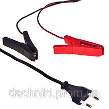 Зарядное устройство PULSO / 4A / 6В-12В / 10-60 A\ч / светодиодн.индик., фото 2