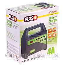 Зарядное устройство PULSO / 4A / 6В-12В / 10-60 A\ч / светодиодн.индик., фото 3
