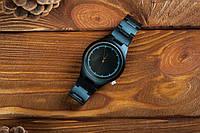 """Мужские деревянные наручные часы """"Плутон"""""""