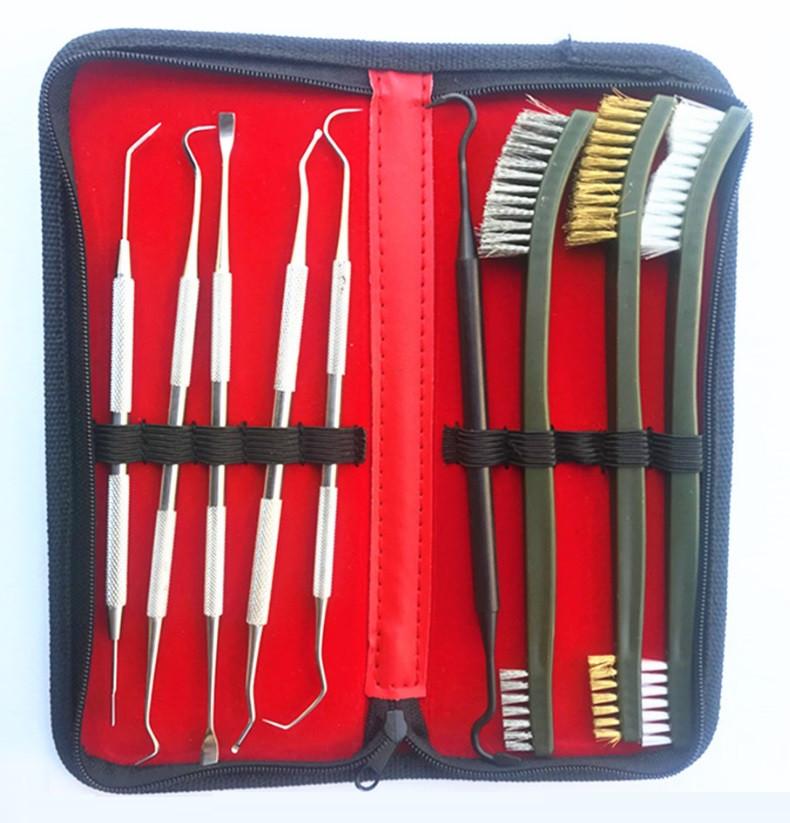 Набор инструментов для чистки оружия