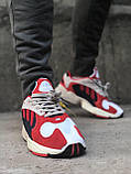 Женские кроссовки Adidas Yung 1 Red, Женские Адидас Янг 1 Красные, фото 7