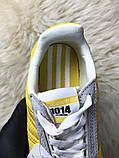 Женские кроссовки Adidas ZX 500 Bold Gold, Женские Адидас З Икс 500 Желтые, фото 5
