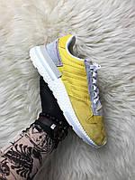 🔥 Adidas ZX 500 Bold Gold Адидас З ИКС 500 🔥 МАКСИМАЛЬНОЕ КАЧЕСТВО 🔥  Адидас женские кроссовки 🔥