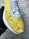 Женские кроссовки Adidas ZX 500 Bold Gold, Женские Адидас З Икс 500 Желтые, фото 7