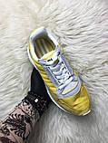 Женские кроссовки Adidas ZX 500 Bold Gold, Женские Адидас З Икс 500 Желтые, фото 8