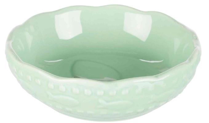 Керамическая миска пастельная для котов 0.25 л, Trixie