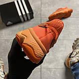 Женские кроссовки Adidas Ozweego Orange Red, Женские Адидас Озвиго Оранжевые, фото 5