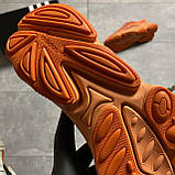 Женские кроссовки Adidas Ozweego Orange Red, Женские Адидас Озвиго Оранжевые, фото 6