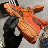 Женские кроссовки Adidas Ozweego Orange Red, Женские Адидас Озвиго Оранжевые, фото 7