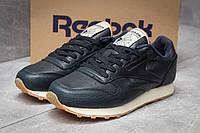 Кроссовки мужские 13214, Reebok Classic, темно-синие, < 46 > р. 46-29,4см.