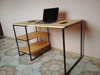 Стіл офісний в стилі Loft / Стол офисный, Письменный в стиле Лофт