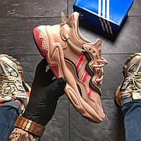 🔥 ЛУЧШЕЕ КАЧЕСТВО 🔥 Adidas Ozweego Pink Озвиго 🔥 ВИДЕО ОБЗОР 🔥 Адидас женские кроссовки 🔥