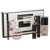 Подарочный набор косметики и парфюмерии Chanel 5 in 1