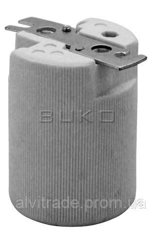 Патрон BUKO BK266 E40 керамический с креплением