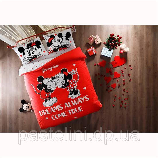Disney Mickey & Minnie Dreams Clow євро розмір дитячого